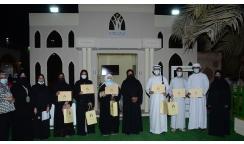 المكتب الثقافي والإعلامي يختتم فعالياته بأيام الشارقة التراثية بتكريم الفائزين بمسابقة
